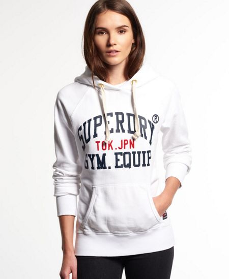 Superdry SD Gym Mix Hoodie