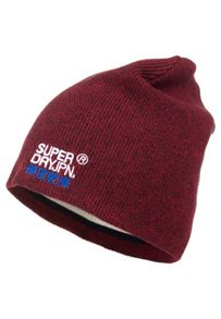 Superdry Windhiker embroidery beanie