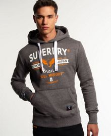 Superdry Full weight hoodie