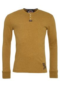 Superdry Heritage Long Sleeved Grandad Top