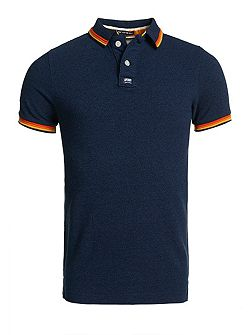 Surf Edition Pique Polo Shirt