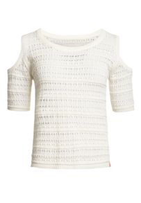 Superdry Makena Cove Crochet Knit Top
