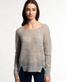 Superdry Arlo Twist Slouch Sweater
