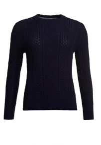 Superdry Saunton Cable Knit Jumper
