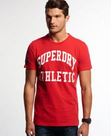 Superdry Angle Athletic T-shirt