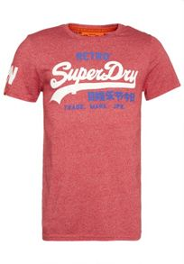 Superdry Vintage Logo Retro T-Shirt