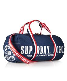 Superdry T&f barrel bag