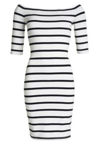 Superdry Bardot Bodycon Dress