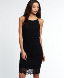 Superdry Racy Lacy Dress