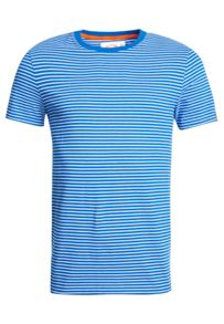 Superdry Orange Label Calais Stripe T-shirt