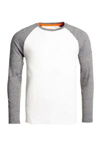 Superdry Orange Label Baseball T-shirt