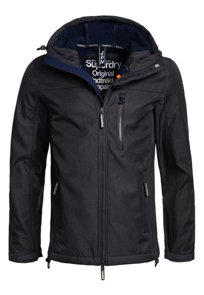 Superdry Hooded Windtrekker Jacket