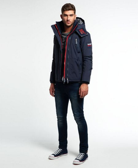 Superdry Hooded Wind Yachter Jacket
