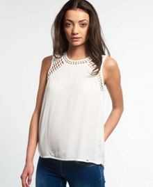 Superdry Diamond Edge Tank Top