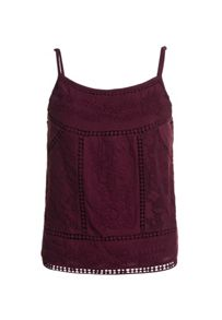 Superdry Folk Patch Cami Top