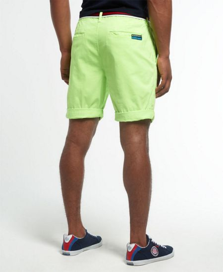 Superdry International hyper pop chino short