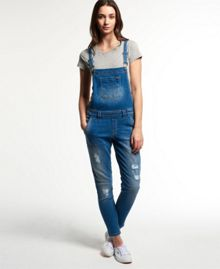 Superdry Emmins Dungarees