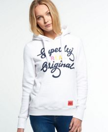 Superdry Real Original Entry Hoodie