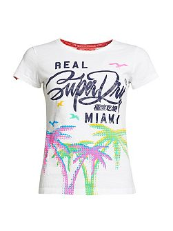 Palm Miami T-shirt