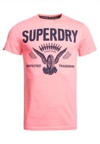 Superdry Protected Label Line T-shirt