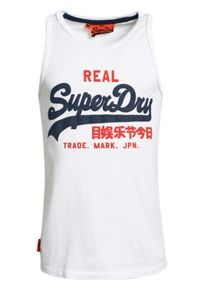 Superdry Vintage logo duo vest top
