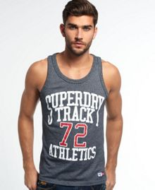 Superdry Trackster vest top