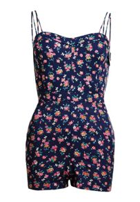 Superdry Holiday Print Playsuit