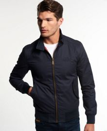 Superdry Longhorn Harrington Jacket