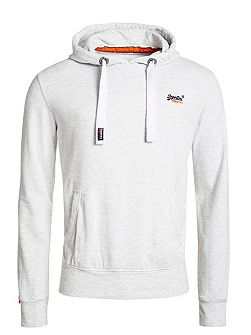 Orange label lite hoodie