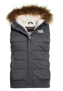 Superdry Marl Puffle Gilet