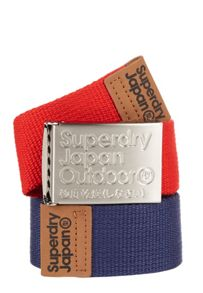Superdry Belt in a Tin - Pack of Two