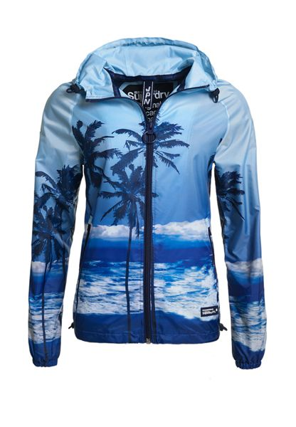 Superdry Palm Cagoule