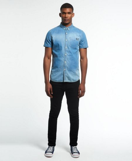 Superdry London Loom Shirt