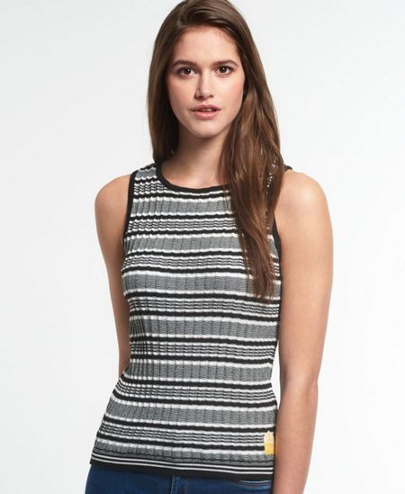 Superdry Riviera Knitted Vest Top