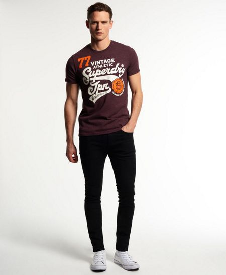 Superdry 77 Athletics T-shirt