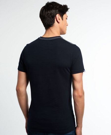 Superdry High flyers wave t-shirt