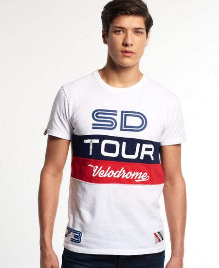 Superdry Velo Peleton T-shirt
