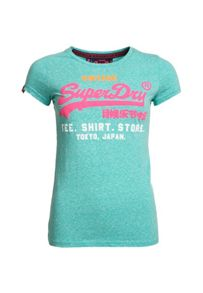 Superdry Shirt Shop Tri-Colour T-Shirt