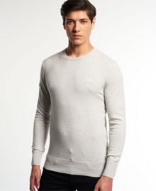Superdry Orange Label Crew Jumper