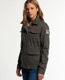 Superdry Rookie Military Blazer