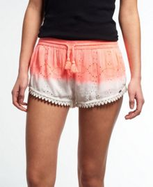 Superdry Schiffli Beach Shorts