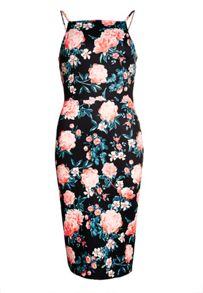 Superdry Sultry Scuba Pencil Dress