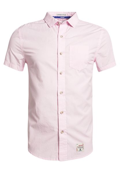 Superdry Laundered cut collar shirt