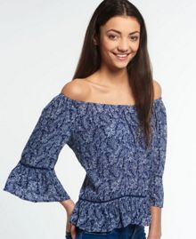 Superdry Folk Dream Blouse