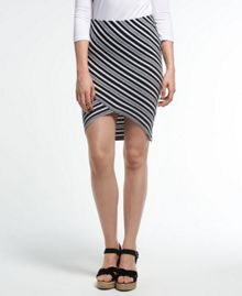 Superdry Santorini Wrap Skirt