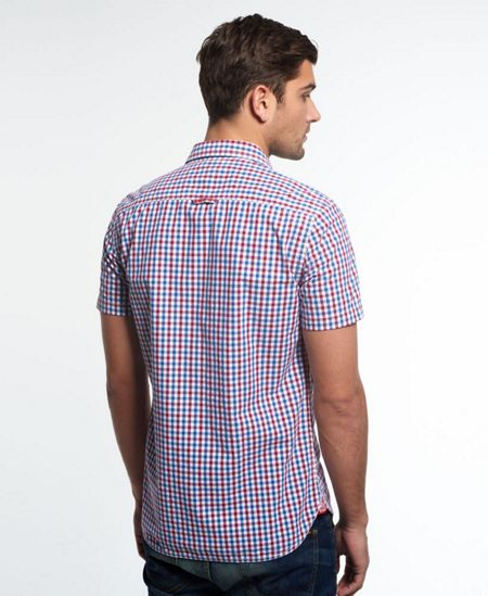 Superdry Washbasket Short Sleeve Shirt