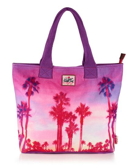 Superdry Summer Time Tote