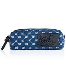 Superdry Monogram Reflecta Montana Pencil Case