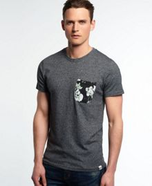 Superdry Hawaiian Pocket T-Shirt