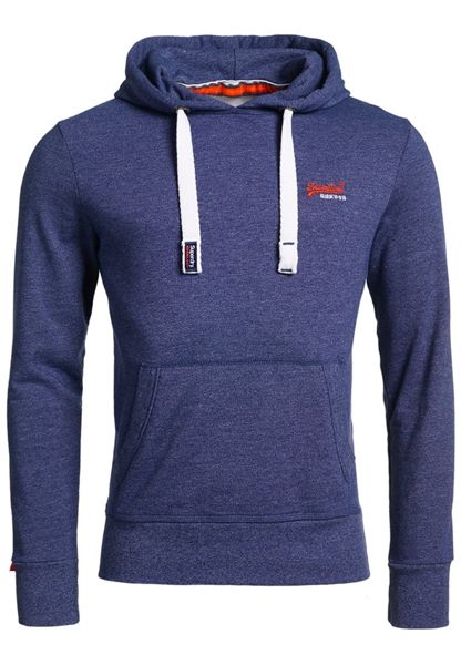 Superdry Orange label primary lite hoodie